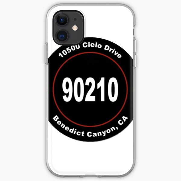 10500 Cielo Drive - Charles Manson  iPhone Soft Case