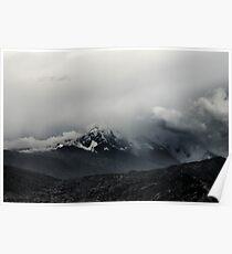 Shy (Illimani Peak) Poster