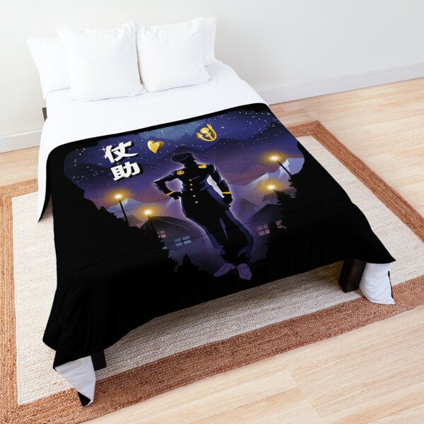 Josuke Crazy Diamond Comforter