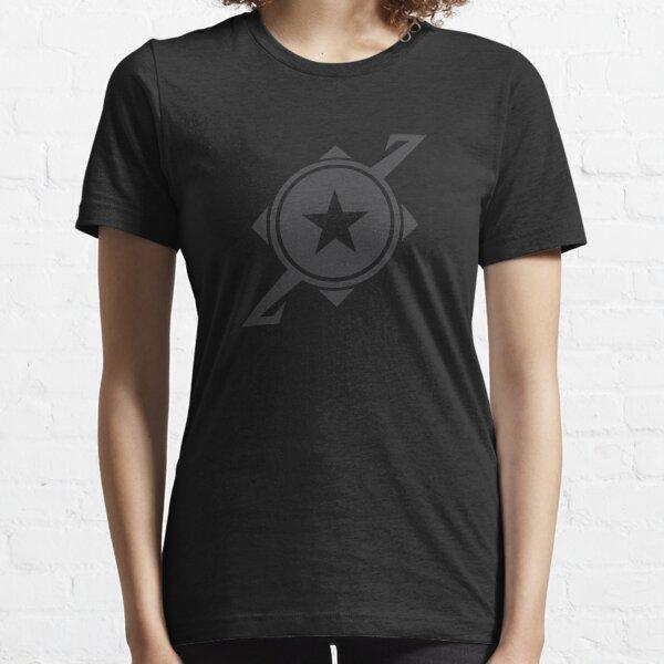 Galaxina Planet Logo - Dark Grey Essential T-Shirt