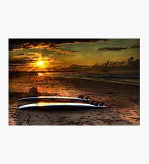 Surfs Up Photographic Print