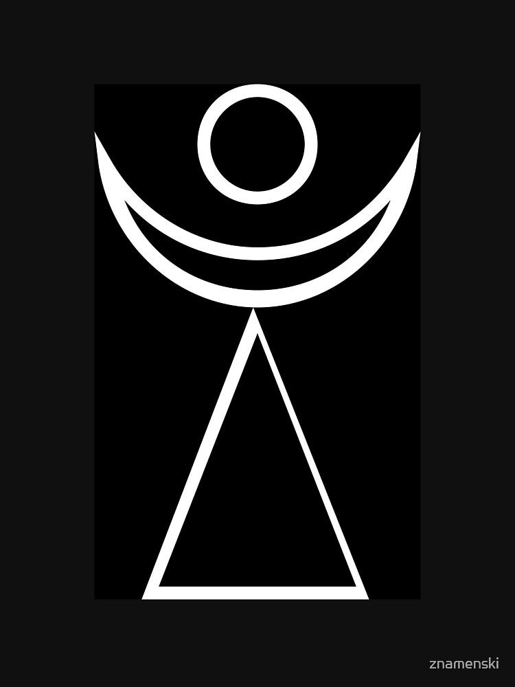 Ancient Sacred Symbol by znamenski