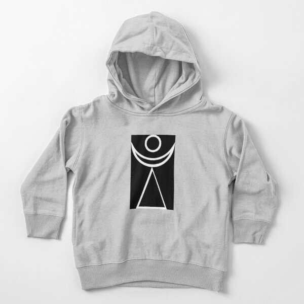 Ancient Sacred Symbol Toddler Pullover Hoodie