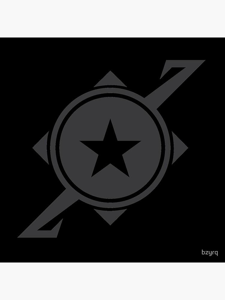 Galaxina Planet Logo - Dark Grey by bzyrq