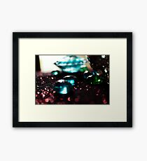 Fairy Stepping Stones Framed Print
