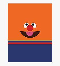 Ernie Sesame Street Photographic Print