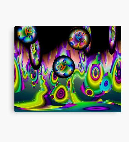 Jazzin' It Up Canvas Print