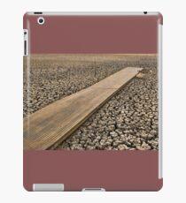 All Dried Up - Mudflats of Lake Wendouree, Ballarat iPad Case/Skin