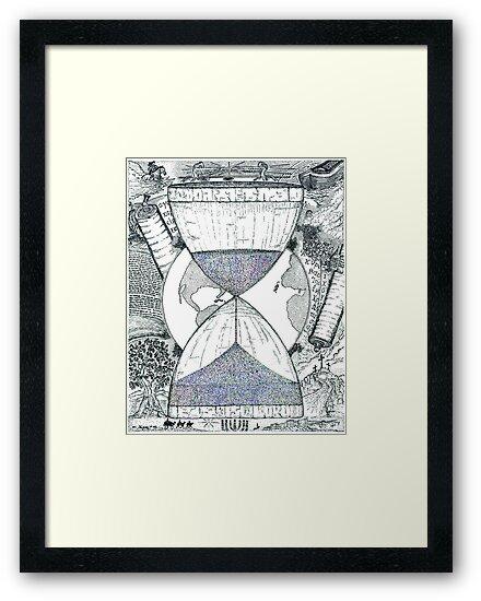 Hourglass by Glenn McCarthy