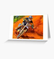 Berm Buster Greeting Card