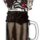 """""""The Rogue"""" Monster Milkshake - Cookies 'n' Creme by Kiel Chenier"""