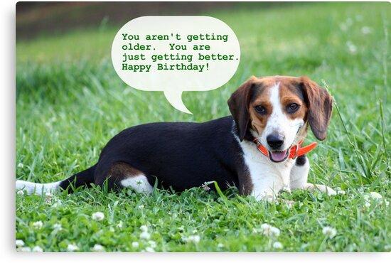 happy birthday beagle Happy Birthday Beagle