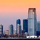 NYC Skyscrapers by barkeypf