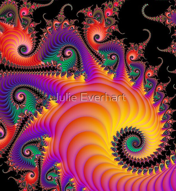 Into Imagination by Julie Everhart