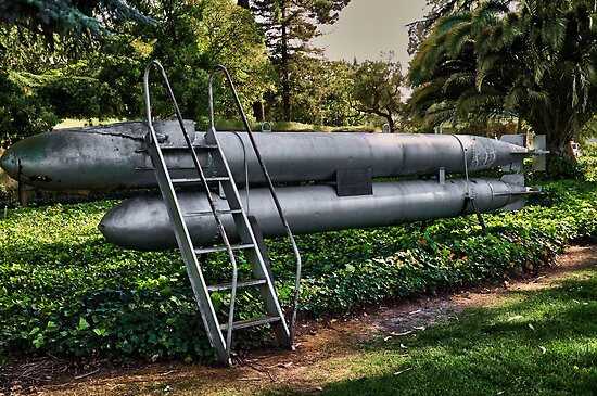 German Manned Torpedo (PG-13 for language) by Lenny La Rue, IPA