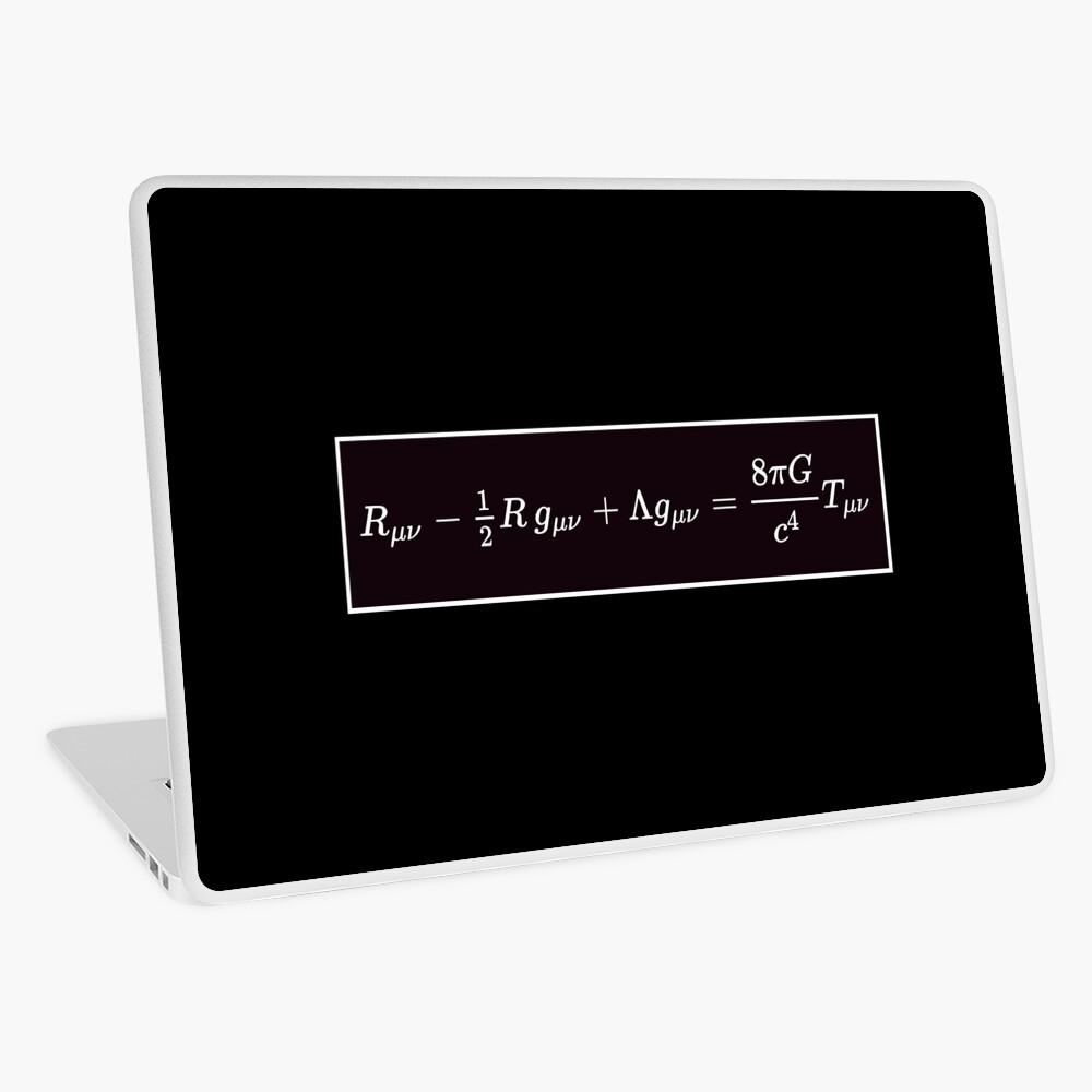 Einstein Field Equations, pd,x750,macbook_air_13-pad,1000x1000,f8f8f8