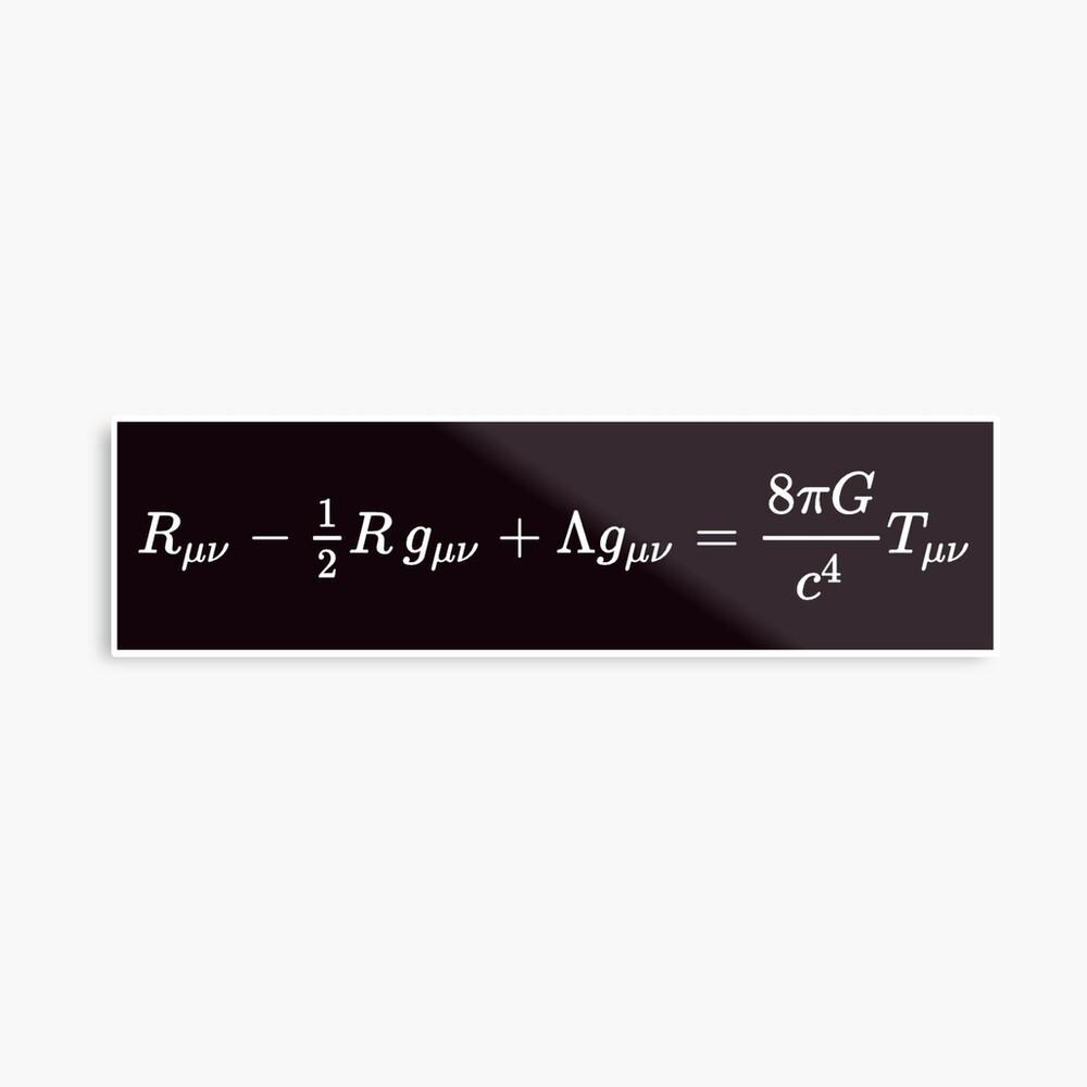 Einstein Field Equations, mp,840x860,gloss,f8f8f8,t-pad,1000x1000,f8f8f8