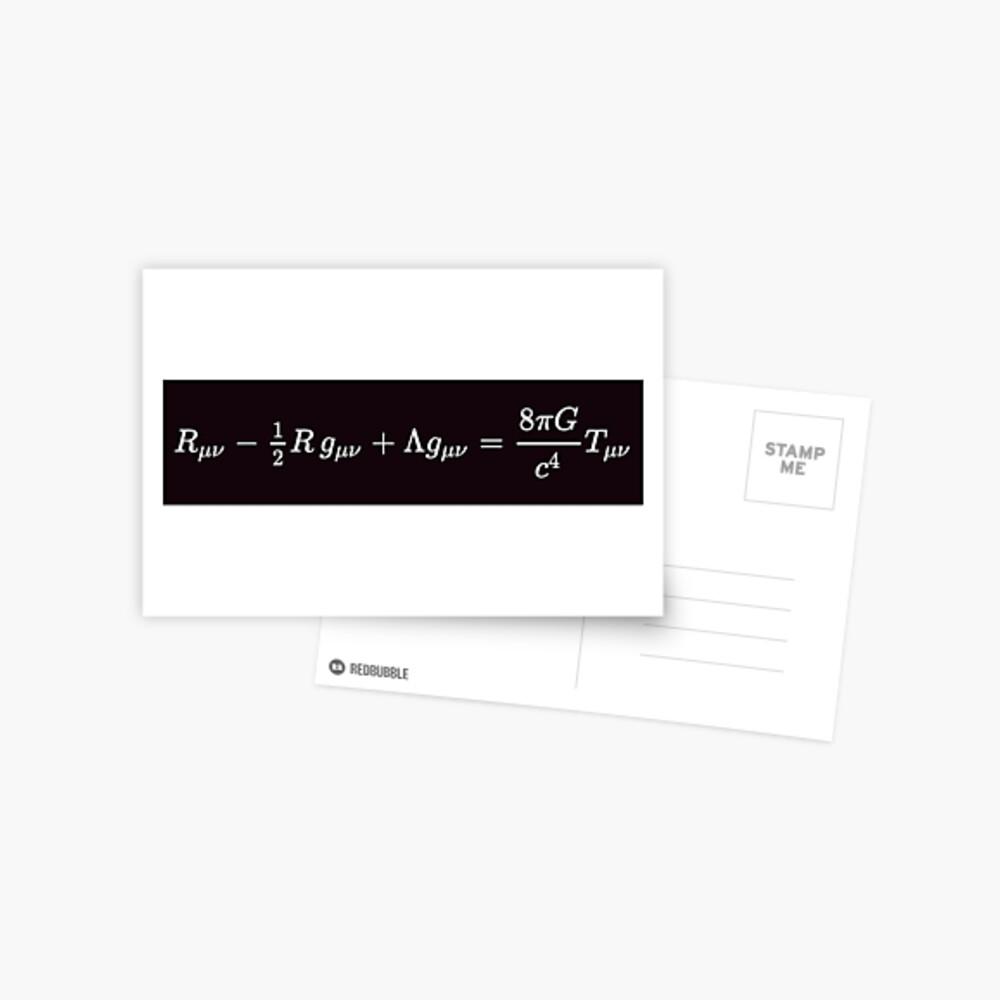 Einstein Field Equations, paperpc,750x,w,f8f8f8-pad,1000x1000,f8f8f8
