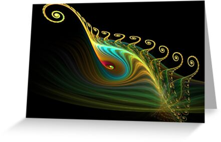 Spirals of Color by Jaclyn Hughes