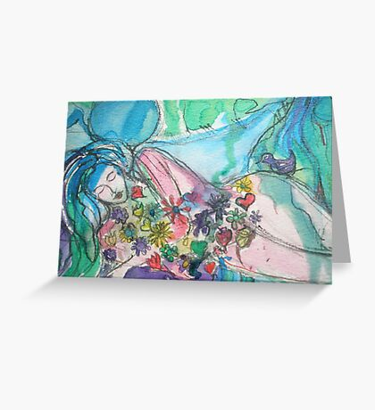 Dreaming of You Greeting Card