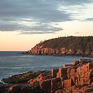 Distant Cove – Acadia National Park, Maine by Jason Heritage
