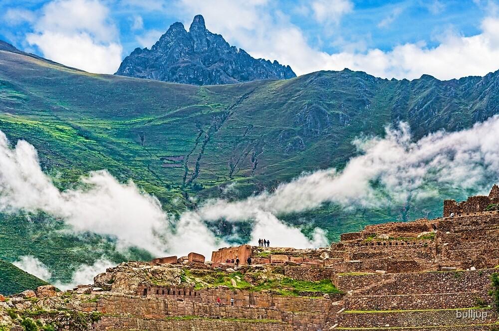 Inca Ruins4 by bulljup
