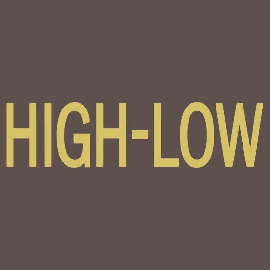 01c9bc9ef Kaiji; High-Low, a t-shirt of yellow, high, anime, cosplay, grey ...