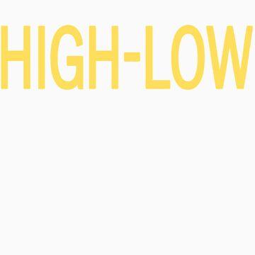 Kaiji; High-Low by redminotaur
