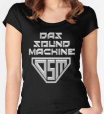 Das Sound Machine Women's Fitted Scoop T-Shirt