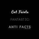 Fantastic Cat Faints by artemiscreates