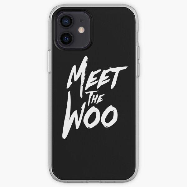 Pop Smoke Meet The Woo iPhone Soft Case