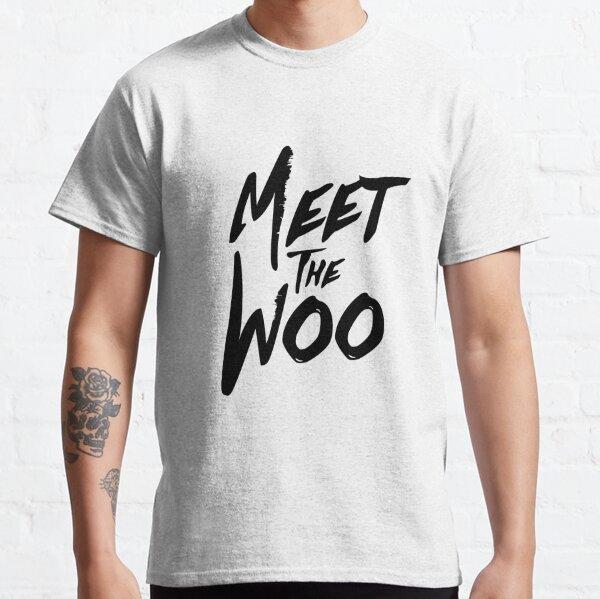 Pop Smoke Meet The Woo Classic T-Shirt