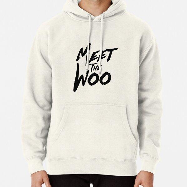 Pop Smoke Meet The Woo Sweat à capuche épais