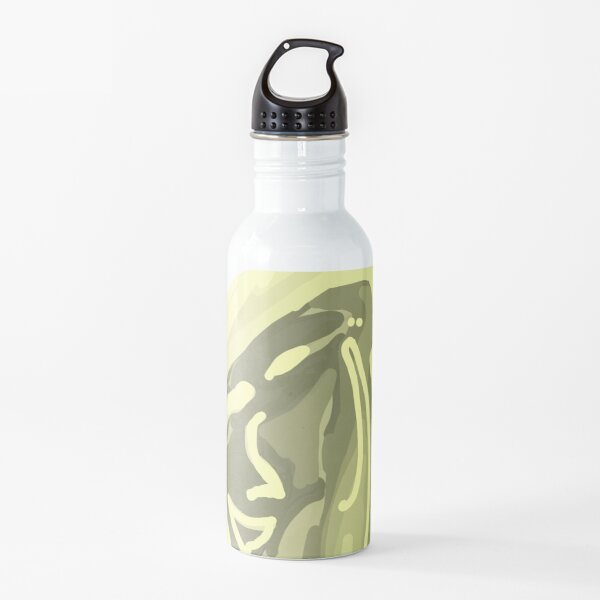 Melted enlightenment Water Bottle
