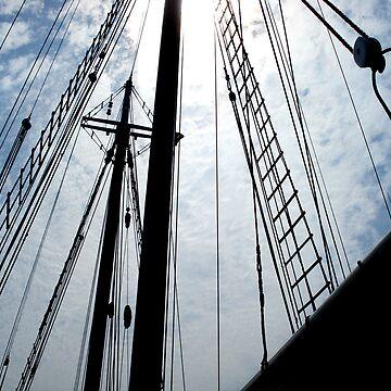 Mast Rigging by TeamNotSoSuper
