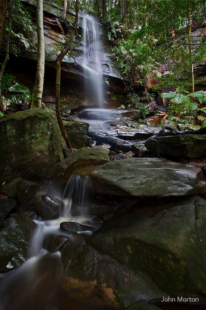 Strickland Falls by John Morton