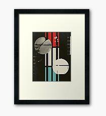 AF Framed Print