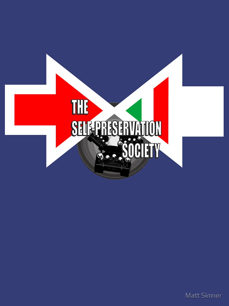 Self-preservation Society by bombadeo
