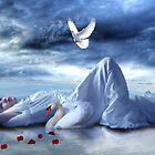 Seascape by Smudgers Art