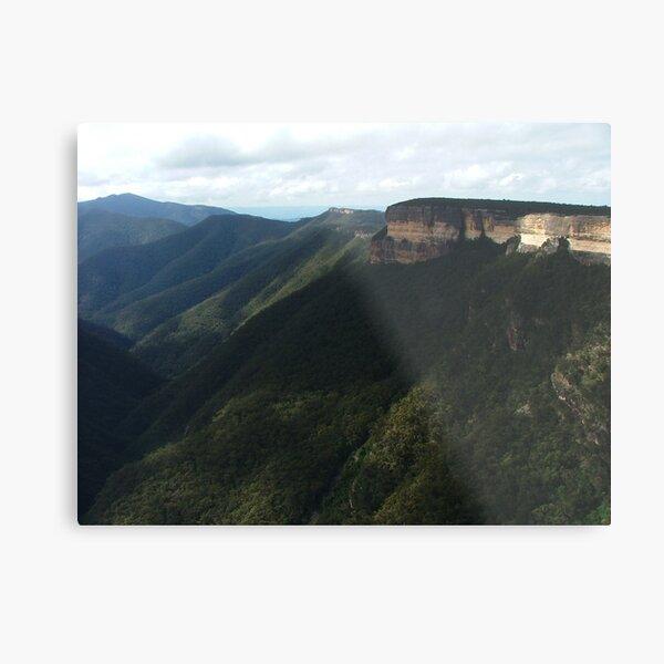 Kanangra Walls, western Blue Mountains Metal Print