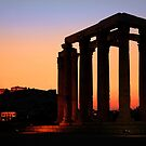 Ancient silhouettes by Hercules Milas