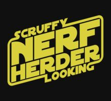 Scruffy Looking Nerf Herder