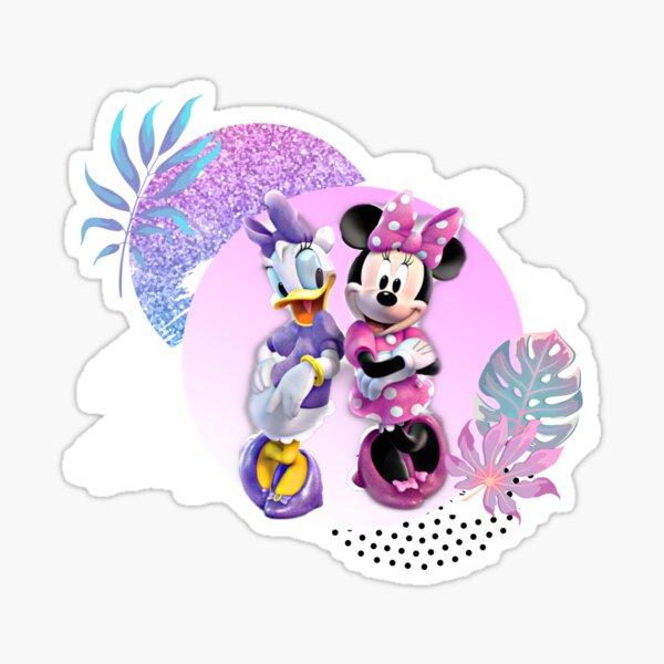 Daisy and Minnie Sticker