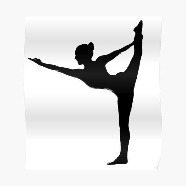 Iyengar Yoga Posters Redbubble
