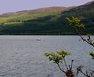 Loch Ness by Carol Bleasdale