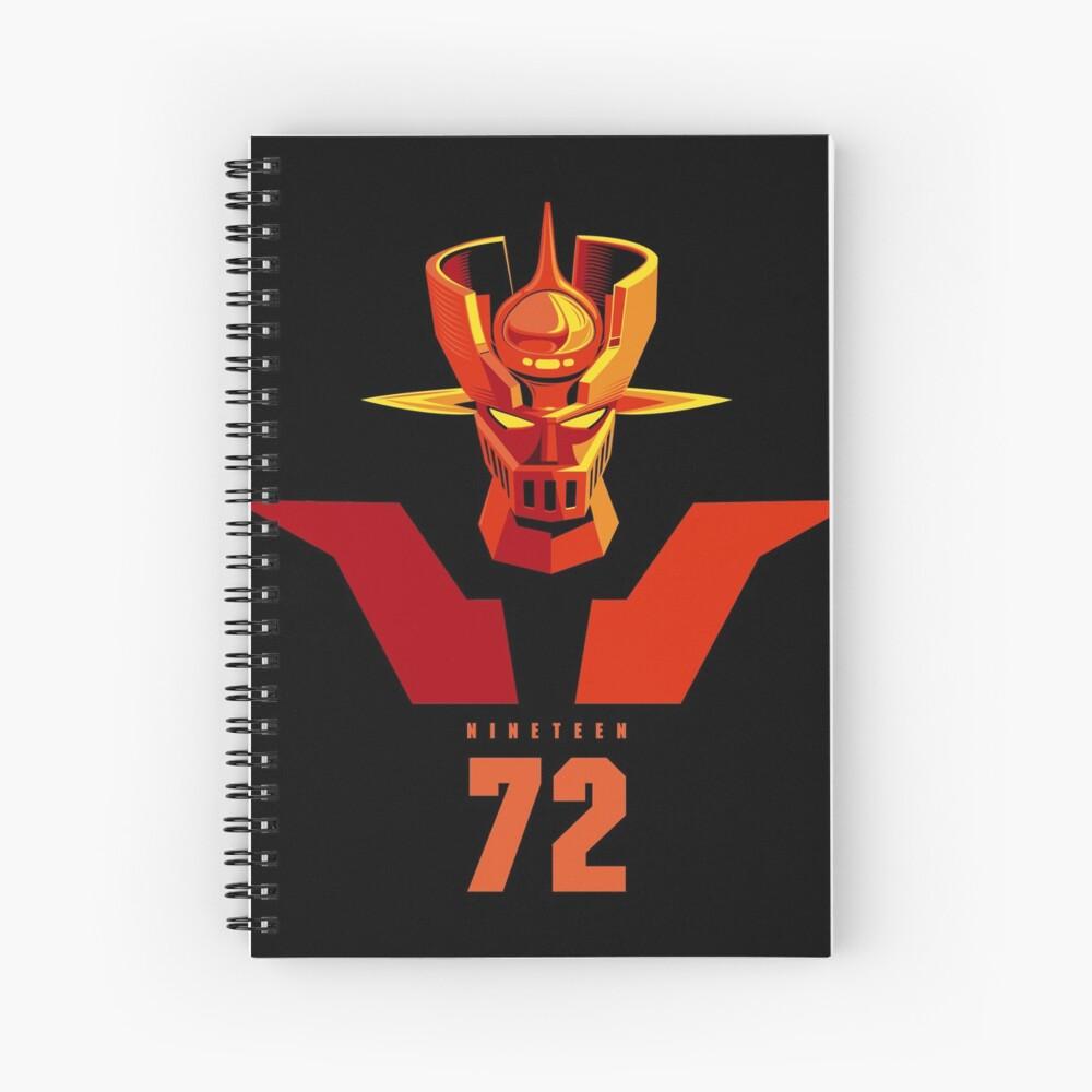 Nineteen Seventy Two Spiral Notebook