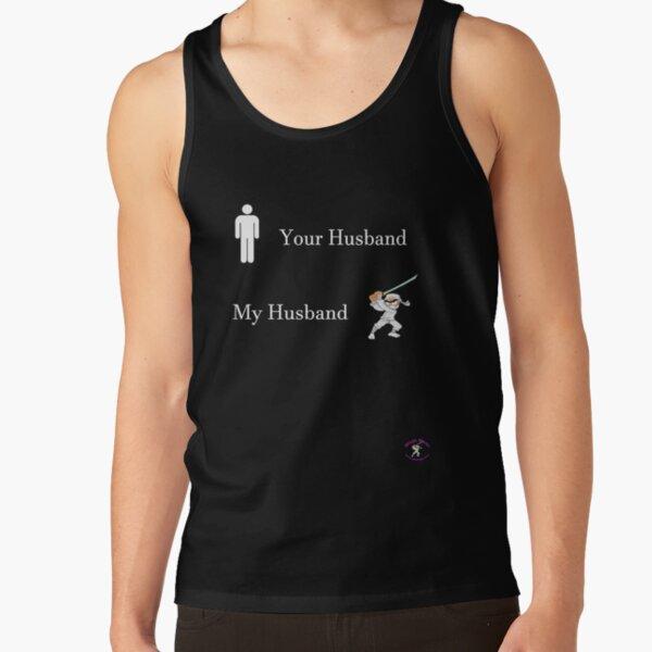 Ninja Husband Tank Top