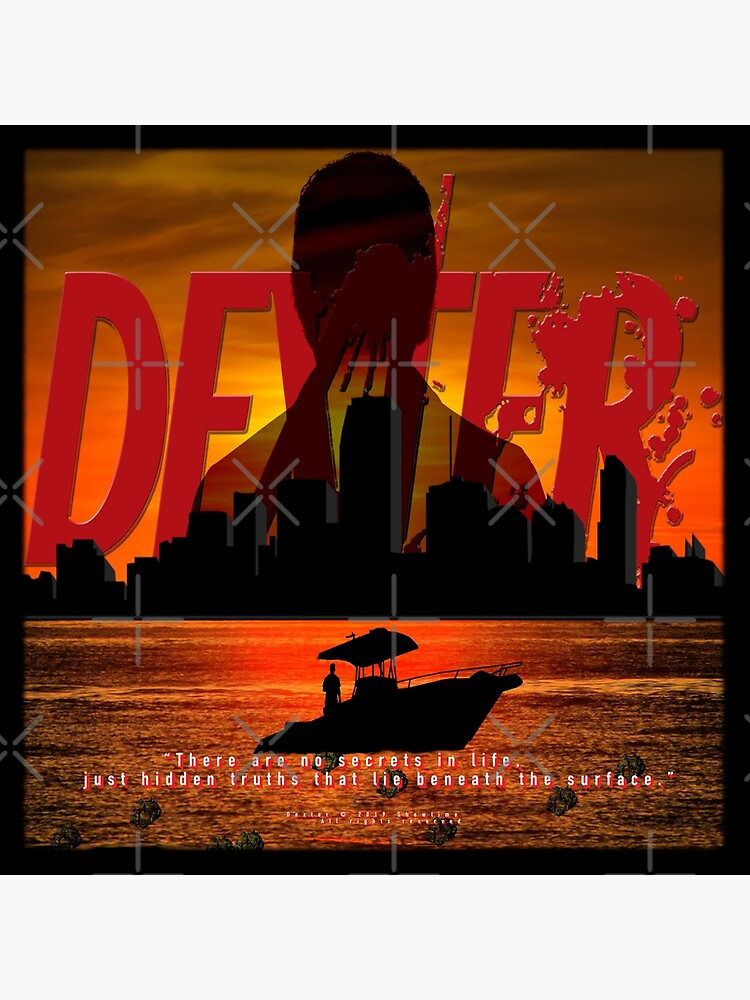 DEXTER - Boat On The Water. by OriginalDP