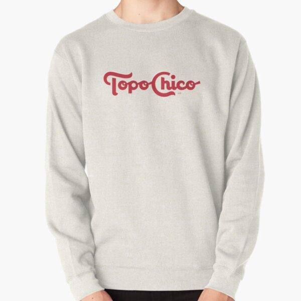 Topo Chico Agua Mineral Pullover Sweatshirt