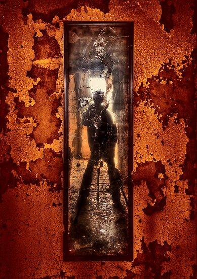 You Shot A Hole In My Soul by Evelina Kremsdorf